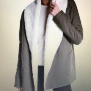 Susina Faux Fur Fleece Coat